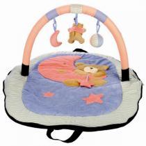 Bino Hrací deka s hrazdou - medvídek