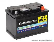 Compass PLUS - 12V, 60Ah, 480A