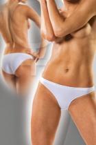 Brubeck Bikini bílé