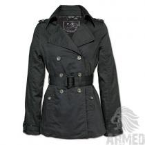 Surplus Luxury Coat černý