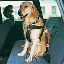 Trixie - Postroj do auta pro psa M