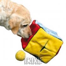 Trixie - Plyšová kostka s míčky