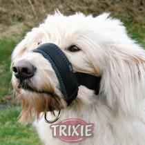 Trixie - Nylonový náhubek podložený XL