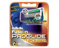 Gillette Fusion ProGlide Power - náhradní hlavice 2 ks