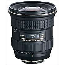 Tokina AT-X 11-16mm f/2,8 Pro DX pro Canon