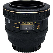 Tokina AT-X 35mm f/2,8 Pro DX Macro pro Nikon