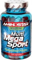 Aminostar Multi Mega Sport 120 cps