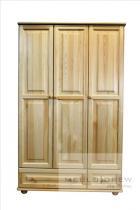 Meblo-Drew skříň 3 - dveřová + šuplíky