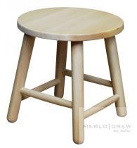 Meblo-Drew taburet 30 cm, kulatý