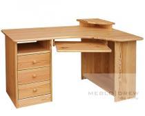 Meblo-Drew PC stůl rohový