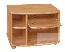 Meblo-Drew skříňka TV - J Nízká