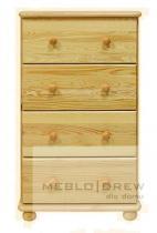 Meblo-Drew komoda 80-4