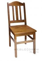 Meblo-Drew židle model P, dub