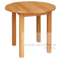 Meblo-Drew stůl kulatý ф 90