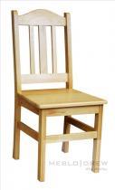Meblo-Drew židle model P, olše