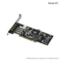 ASUS XONAR D1 PCI LowProfile EAX2.0, 7.1CH