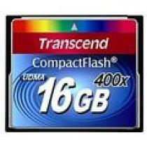 Transcend CompactFlash 400x 16GB