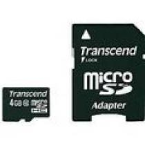 Transcend Micro SDHC 4GB class 10