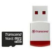 Transcend Micro SDHC 16GB Class 4