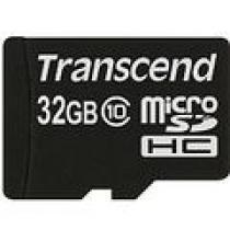 Transcend Micro SDHC 32GB Class 10