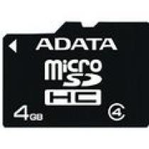 A-Data Micro SDHC 4GB Class 4