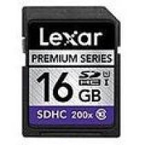 Lexar SDHC 200x 16GB Class 10