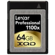 Lexar XQD 64GB 1100x Professional