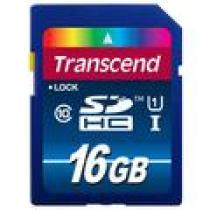 Transcend SDHC 16GB UHS-I 300X class 10