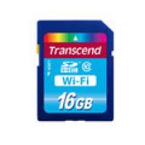 Transcend SDHC 16GB WIFI class 10