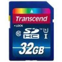 Transcend SDHC 32GB UHS-I 300X class 10