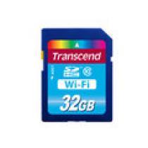 Transcend WIFI SDHC 32GB class 10