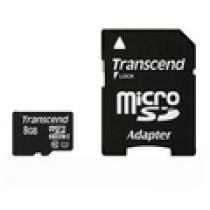 Transcend Micro SDHC 8GB Class 10 UHS-I