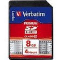 Verbatim SDHC 8GB Class 10