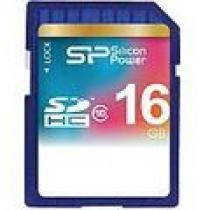 Silicon Power SDHC 16GB Class 10