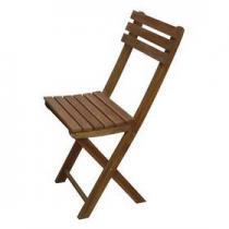 VETRO-PLUS Acacia židle