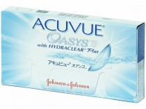 Johnson & Johnson Acuvue Oasys 6ks