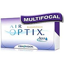 CIBA Vision Air Optix Aqua Multifocal (6 čoček)