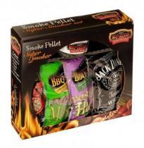 Steven Raichlen Delight BBQ Dřevěné pelety na uzení