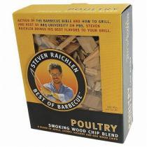 Steven Raichlen Směs dřevěných lupínků k uzení drůbež