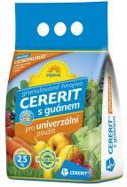 Forestina ORGAMIN Cererit s guánem a lignogumátem univerzální použití 10kg