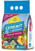 Forestina ORGAMIN Cererit s guánem a lignogumátem na ovocné stromy a keře 2,5kg