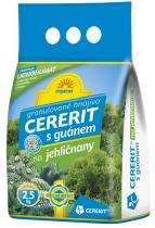 Forestina ORGAMIN Cererit s guánem a lignogumátem na jehličnany a jiné okrasné keře 2,5kg