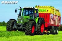 SCHMIDT Fendt Puzzle traktor