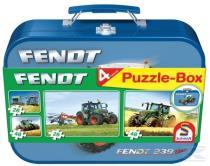 SCHMIDT Fendt v kufru Puzzle