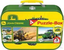 SCHMIDT John Deere v kufru Puzzle