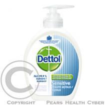 Reckitt Dettol Sensitive - antibakteriální tekuté mýdlo