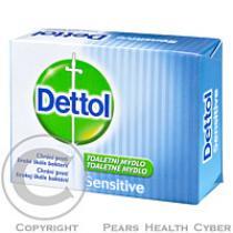 Dettol Sensitive - toaletní mýdlo