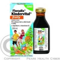 Salus Floradix Kindervital Fruity (250ml)