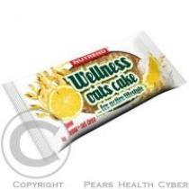 Nutrend Wellness Oats Cake - citron (70g)