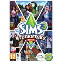 The Sims 3: Studentský život (PC)